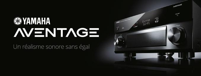 Yamaha Aventage : Un réalisme sonore sans égal