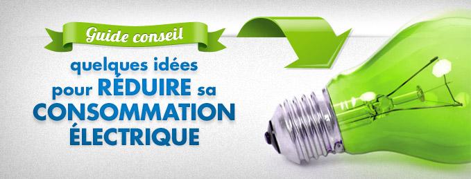 Économies d'énergie : Réduire sa consommation électrique