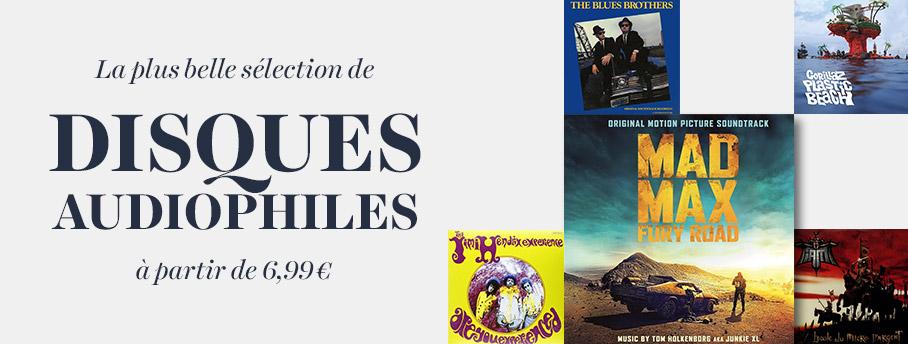 Vinyles & Blu-ray : La sélection de disques audiophiles