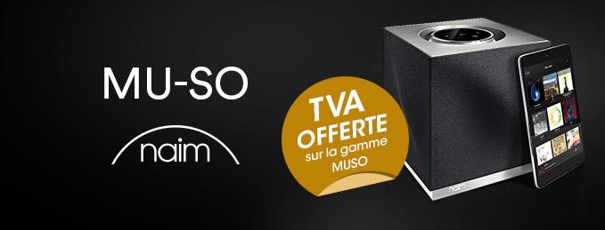 Naim Mu-so : Promotion : TVA offerte