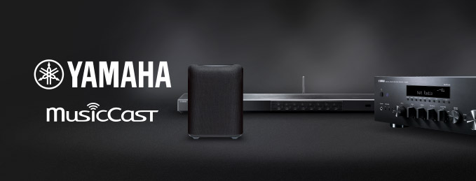 Yamaha MusicCast : Système audio sans fil multiroom