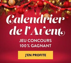 Calendrier de l'Avent Son-Vidéo.com : jeu concours : plus de 10 000 € de cadeaux à gagner !