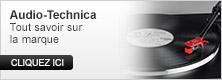 Audio Technica : tout savoir sur la marque