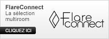 Tous les produits compatibles FlareConnect