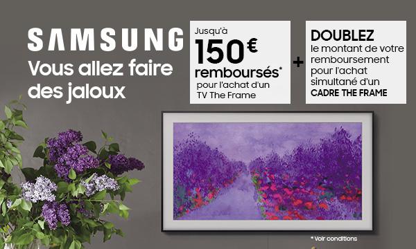 Samsung The Frame : vous allez faire des jaloux