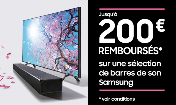 Samsung : au rythme du printemps