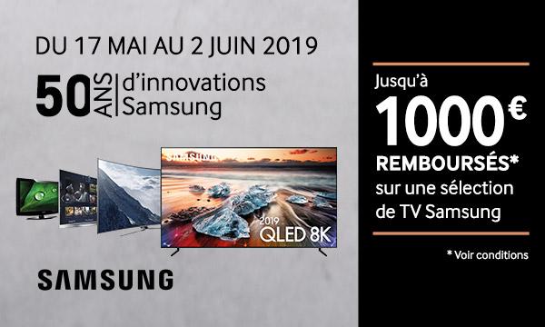 Samsung 50 ans d'innovation