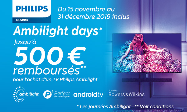 Philips Ambilight Days