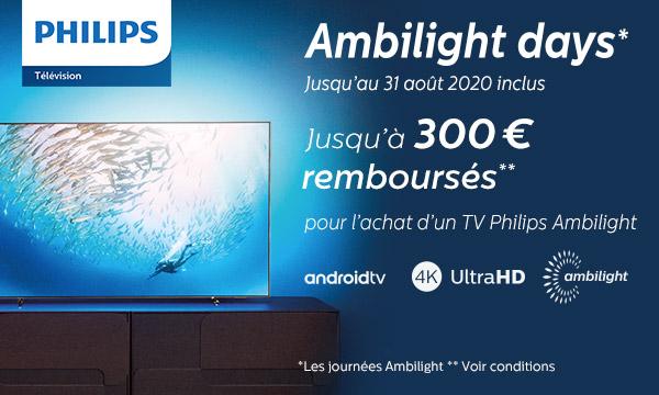 Philips Ambilight days