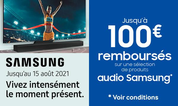 Samsung : vivez intensément le moment présent