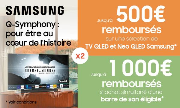 Sélection Samsung