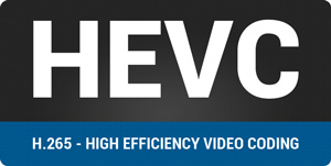 HEVC (High Efficiency Video Coding)