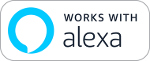 Compatible Alexa (Works with Alexa)