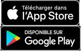 App de contrôle iOS et Android
