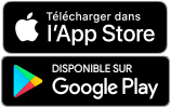 iOS / Android (application compatible)