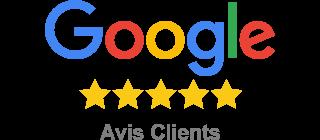 Icône Google Avis clients
